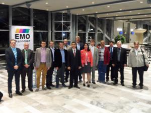SprutCAM resellers meeting EMO 2013 in Hannover